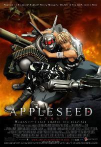 Appleseed film