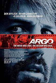 Argo 2012 film