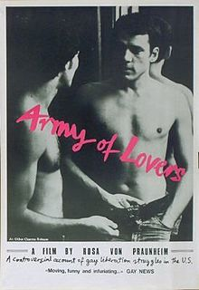 Army of Lovers or Revolt of the Perverts