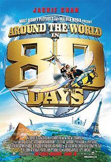 Around the World in 80 Days 2004 film