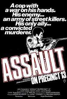 Assault on Precinct 13 1976 film