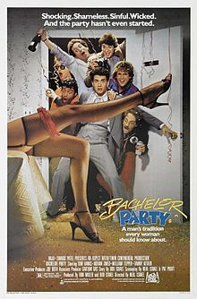Bachelor Party 1984 film