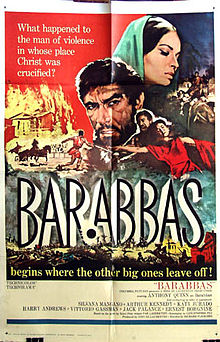 Barabbas 1961 film