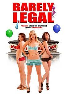 Barely Legal film