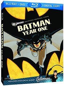 Batman Year One film