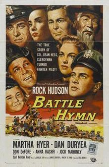 Battle Hymn film