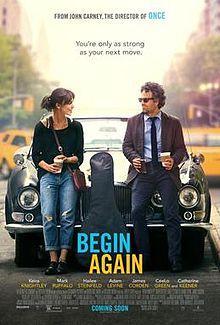 Begin Again film