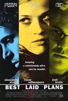Best Laid Plans 1999 film