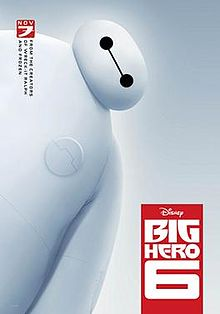 Big Hero 6 film