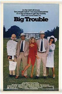 Big Trouble 1986 film
