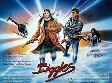Biggles Adventures in Time