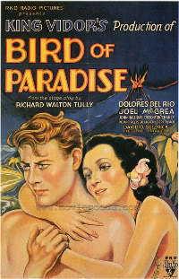 Bird of Paradise 1932 film