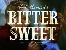 Bitter Sweet 1940 film