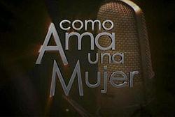 Jennifer Lopez Presents Como Ama una Mujer
