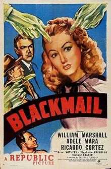 Blackmail 1947 film