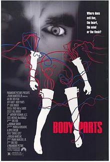 Body Parts film