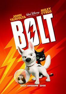 Bolt 2008 film