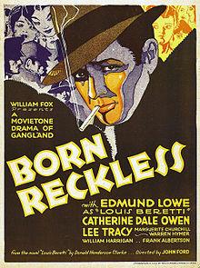 Born Reckless 1930 film