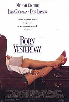 Born Yesterday 1993 film