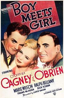 Boy Meets Girl 1938 film