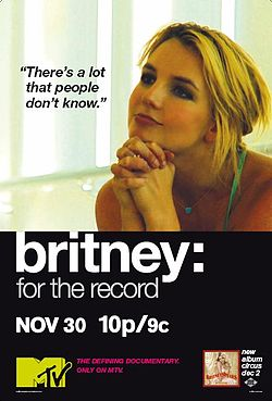Britney For the Record
