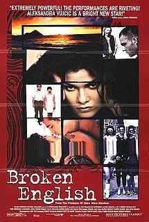 Broken English 1996 film