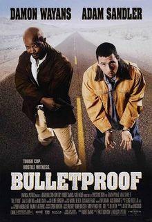 Bulletproof 1996 film