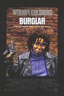 Burglar film