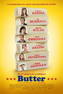 Butter 2011 film