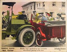 Hot Water 1924 film