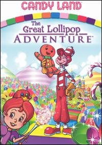 Candy Land The Great Lollipop Adventure