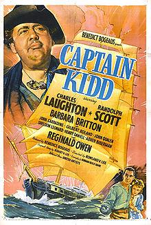 Captain Kidd film