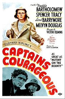 Captains Courageous 1937 film
