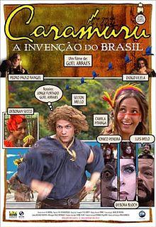 Caramuru A Inven o do Brasil