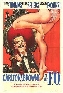 Carlton Browne of the F O