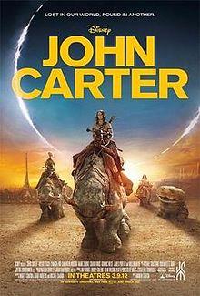 John Carter film