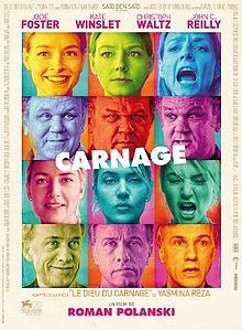 Carnage 2011 film