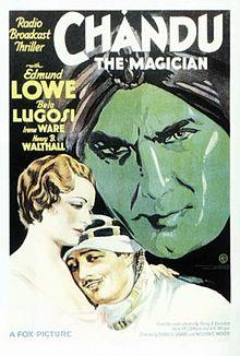 Chandu the Magician film