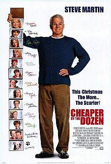 Cheaper by the Dozen 2003 film