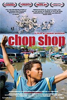 Chop Shop film