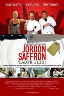 Jordon Saffron Taste This