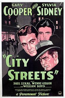 City Streets film