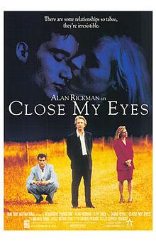 Close My Eyes film