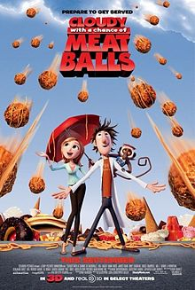 Cloudy with a Chance of Meatballs film