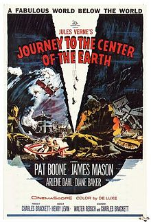 Journey to the Center of the Earth 1959 film