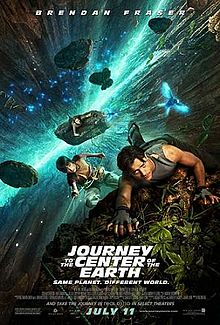 Journey to the Center of the Earth 2008 theatrical film