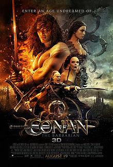 Conan the Barbarian 2011 film