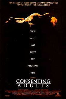 Consenting Adults 1992 film