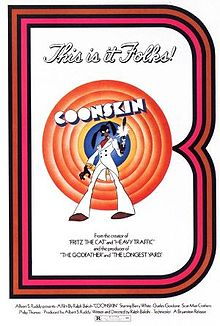 Coonskin film