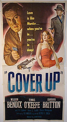 Cover Up 1949 film